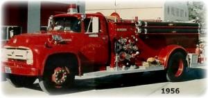 1956 Fire truck