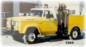 1964 Brush truck