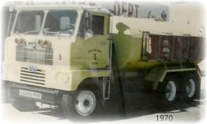 1970 Water Tanker