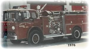 1976 Fire Truck