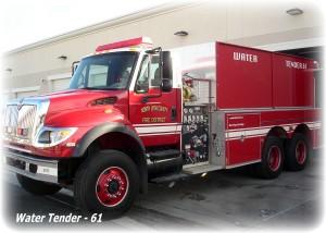 Water Tender 61 5x7